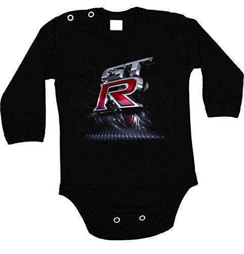 baby-body-nissan-gt-r-logo-bodysuit-langarm-schwarz-86-18-24-months