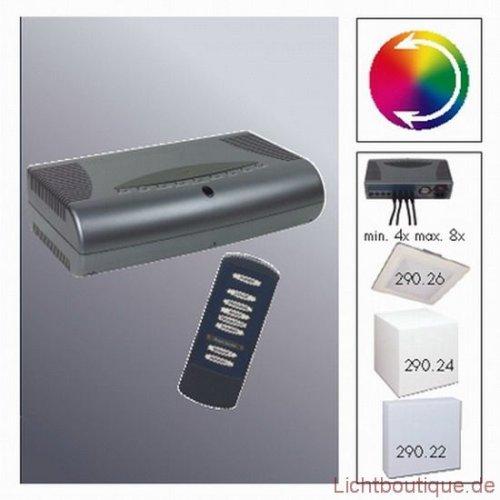Paulmann LED-Controller für Ambience/Emotion 8 Leuchten titan -
