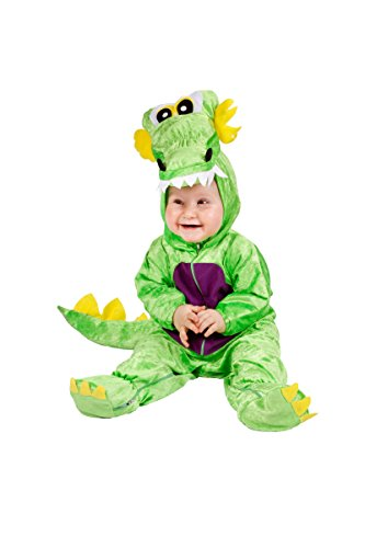 Nine Kostüm D's (Fancy Dress-Children's Dragon Jungen Kostüm 10-mo-Nines)