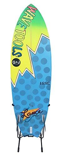 Stand Surf Surfboard Cor | Funziona con lo shortboard | Nessuna aletta centrale richiesta