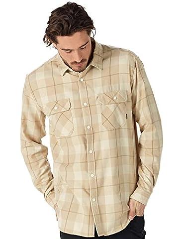 Herren Hemd lang Burton Brighton Tech Flanell Hemd