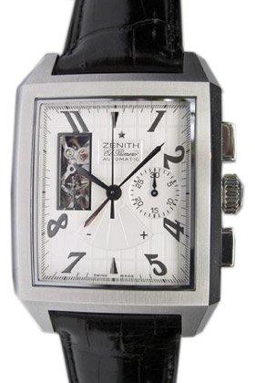 Montre  Zenith  - Affichage  bracelet   et Cadran  03-0540-4021-01-C503