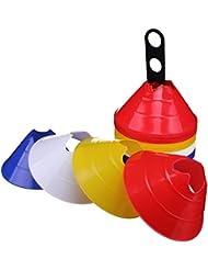 Mini Dome conos marcadores, Pylonen–40señuelos de flote