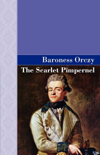 The Scarlet Pimpernel Cover Image