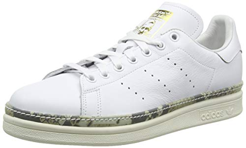 48f4bd4f8 adidas Stan Smith New Bold W, Chaussures de Fitness Femme, Multicolore  (Multicolor 000