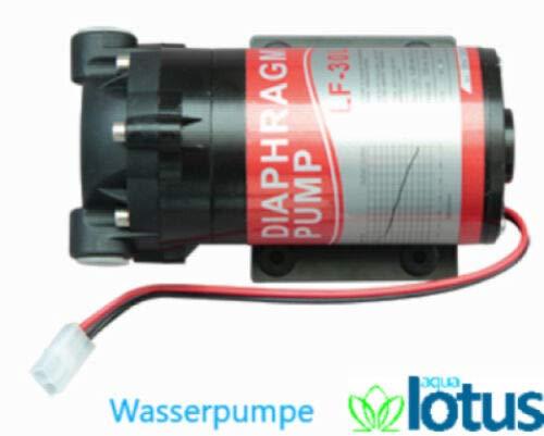 Booster Pumpe 75-100 GPD Umkehrosmose Anlage