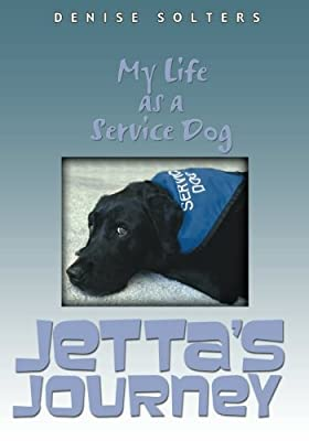 Jetta's Journey: My Life as a Service Dog by Oak Tree Books