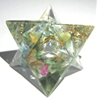 Exklusives Rubin-Zoisite in Orgonit Merkaba Stern Kristall Heilen Reiki Feng Shui Herren Damen Geschenk Frieden... preisvergleich bei billige-tabletten.eu