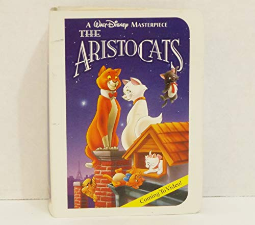 1995 Disney Masterpiece Collection Aristocats Happy Meal Toy...