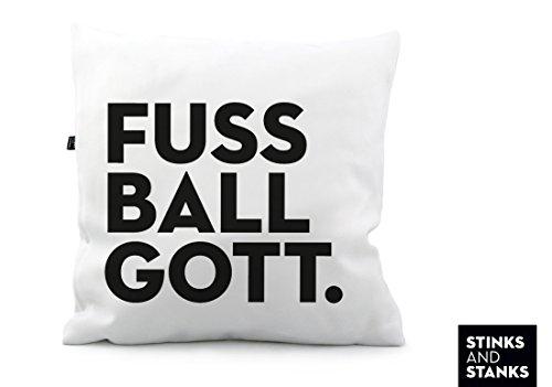 Kissen Fussballgott Fussball KS033