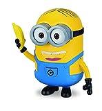 MTW Toys 20283 - Aktionsfigur Minion Dave, mit Banane, ca. 13 cm