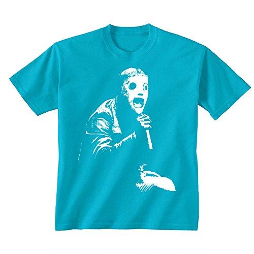 Youth Kids Kinder Corey Taylor Slipknot mit Maske Iconic Rock T-Shirt Gr. X-Large, ()