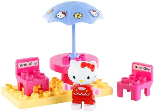 et mit Bausteinen: Picknick (Hello Kitty Spielzeug)