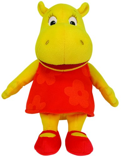 Ty Tasha Beanie Backyardigans Hippo Nilpferd