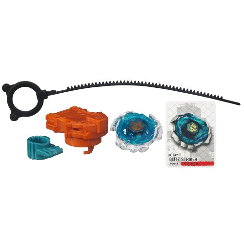 Beyblade Metal Fury Blitz Striker 100SF Attack (Von Hasbro Metal Beyblades Fury)