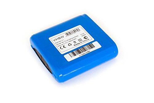vhbw Li-Ion Akku 8800mAh (3.7V) für Wireless Digital Radio Pure Evoke D4, D4 Domino, D6, F4, Flow