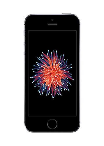 Apple iPhone SE Single SIM 4G 32GB Grau - Smartphones (10,2 cm (4 Zoll), 32 GB, 12 MP, iOS, 10, Grau)