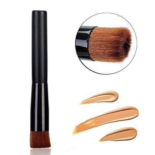 Neverland Pro Maquillage Pinceau plat Contour visage Joues Poudre cosmetique outil Pinceaux Foundation Brush