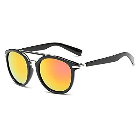 Sonnenbrille Mens Fashion Driving Gläser für Outdoor-Sport Running Surfing Angeln Golf mit Fall -UV400 Schutz