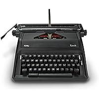 Royal Epoch - Máquina de escribir manual portátil de Royal Consumer Informaiton Products, ...