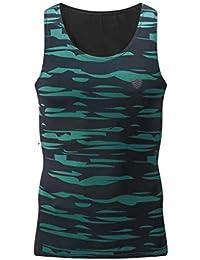 1b139957f7ec Tomatoa Herren Tank Top Regular Fit Tankshirt T-Shirt Unterhemden Ärmellos  Muskelshirt Sommer Basic Kurzarm Bodybuilding Sport…