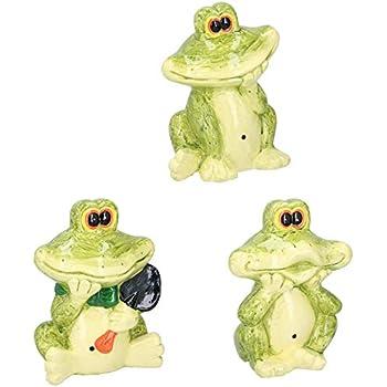 /Mehrfarbig edco 871125290536/4/Ass Frosch mit Sensor/
