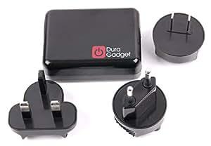 Chargeur + Adaptateurs Internationaux pour tablette tactile enfant Lexibook Tablet Junior 2 MFC280FR