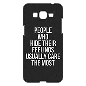 a AND b Designer Printed Mobile Back Cover / Back Case For Samsung Galaxy Grand 2 (SG_G2_3D_3262)