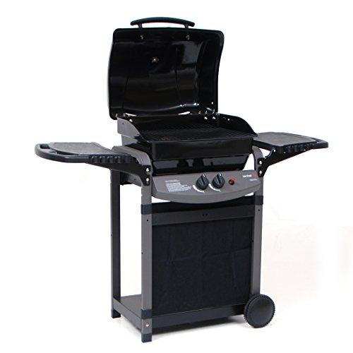 Zoom IMG-1 sochef saporillo barbecue nero grigio