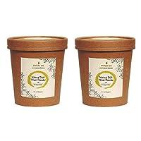 Mitti Se Natural Dish Wash Powder (Pack of 2) 800g