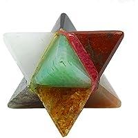 HARMONIZE HarmonizeMultistone Merkaba Reiki Healing Kristall Spiritual Heilige Energie 7 Chakra Balancing Geschenk preisvergleich bei billige-tabletten.eu