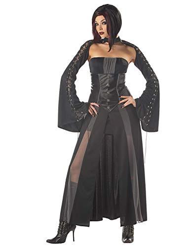 Kostüm Erwachsenen Für Baroness - California 194541 Kost-me Baroness Von Bloodshed Kost-m - Schwarz - Klein