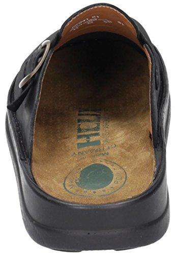 HELIX 601121 Herren Arbeitsschuhe Clogs Schwarz (1) schwarz
