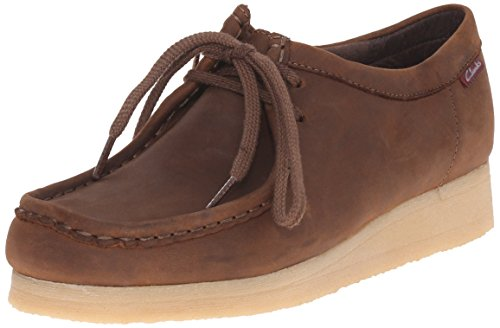 Clarks Padmora Oxford Brown Smooth