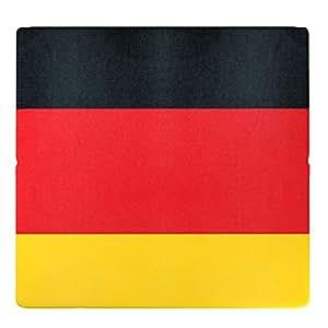 Sitzz kissen faltbar/klappbar, Motiv WM Länderflaggen, Maße: 33 cm x 29,5 cm x 3,3 cm