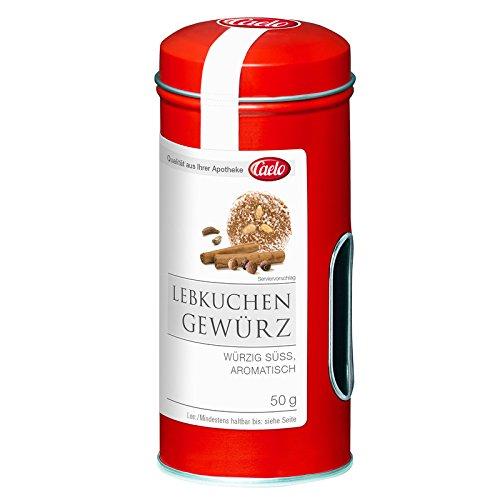 Panpepato spezie Caelo HV-confezione in scatola di latta 50 G per la realizzazione di sculture