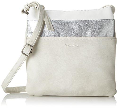 Tamaris Smirne Crossbody Bag, Women's Cross Body Weiß (Off