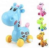 #3: Cartoon Cars - Giraffe Toy Car