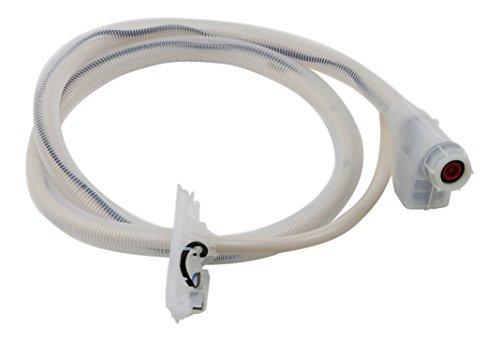 DREHFLEX® - SCHLA226 - Aquastopschlauch/Wasserblock-Zulaufschlauch passt für diverse Spülmaschinen von Bosch/Siemens/Neff passt für Teile-Nr. 00668113/668113 / Bitron original - Type88