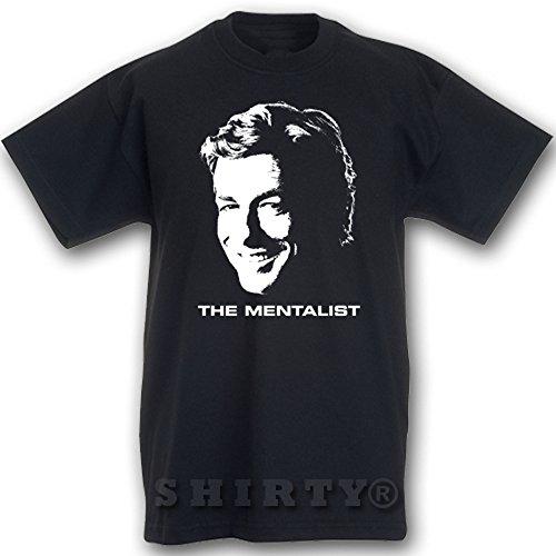 The Mentalist - T Shirt - schwarz - S bis 5XL - 067 Schwarz