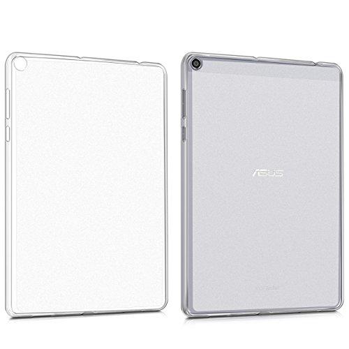 cover silicone tablet asus kwmobile ASUS ZenPad 3S 10 (Z500KL) Cover - Custodia Tablet in Silicone TPU - Copertina Protettiva Tab - Backcover Cover ASUS ZenPad 3S 10 (Z500KL)