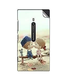 instyler MOBILE STICKER FOR NOKIA Lumia 800