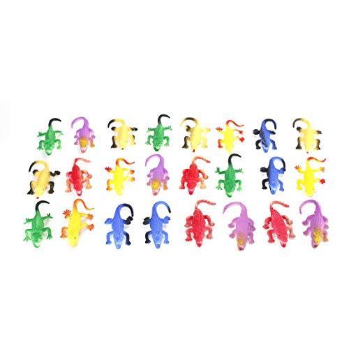 24PCS Cocodrilo Poner Huevos de Juguete de baño Diversión empapado asombran Bolas Bolas de Agua Flotante Bañera de baño de Juguete para niños Baño para bebés (Color
