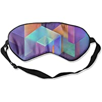 Eye Mask Eyeshade Polygon Picture Sleep Mask Blindfold Eyepatch Adjustable Head Strap preisvergleich bei billige-tabletten.eu
