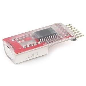 SODIAL(R) Indicateur Testeur LED de Tension Voltmetre Batterie Lipo 2S-6S Modelisme RC