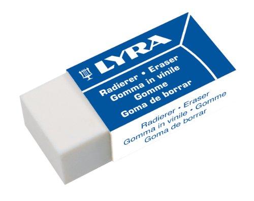 Lyra Radiergummi Kunststoff, Orlow Techno MINI, 1 Stück