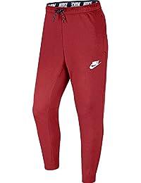 Nike Herren Hose Rot rot