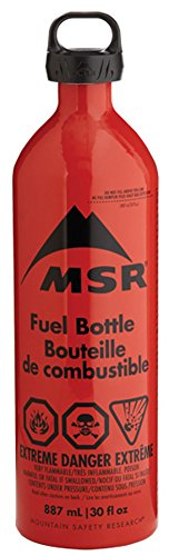 MSR (Mountain Safety Research) Brennstoff-flasche Fuel Bottle, 0.887 Liter, 11832