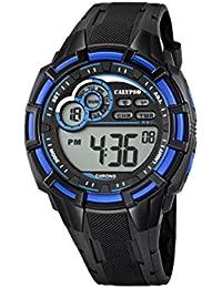 Calypso  watches K5625/2 - Reloj de pulsera hombre, plástico, color negro