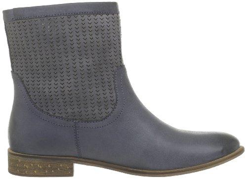 Un Matin d'Eté Cofia, Boots femmes Bleu (V.Blanchi/V.Blanc.V Jean)